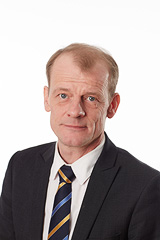 Jørgen Niclasen : næstformand