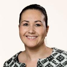 Aaja Chemnitz Larsen : næstformand